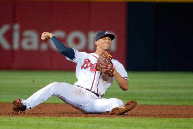Simmons, Braves End 4-Game Skid and Beat Nationals 3-2