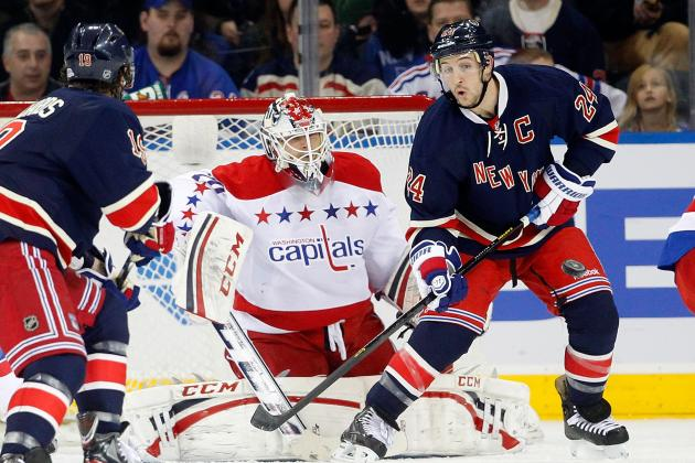 Preview and Prediction for New York Rangers vs. Washington Capitals