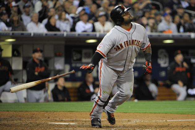 Pablo Sandoval Exits vs. D-Backs with Elbow Discomfort