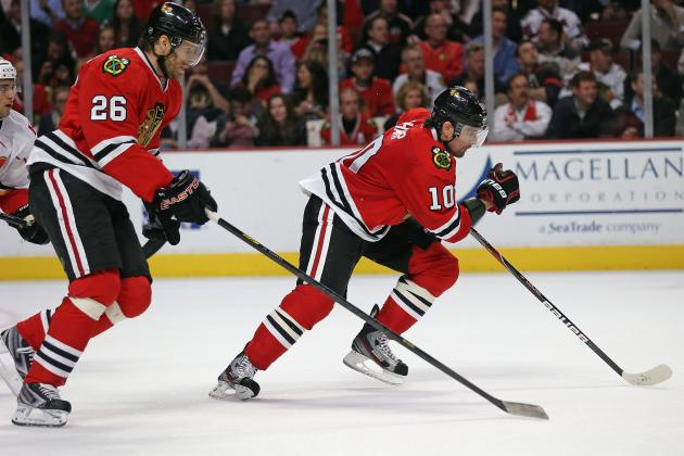 Real Season Begins for Blackhawks
