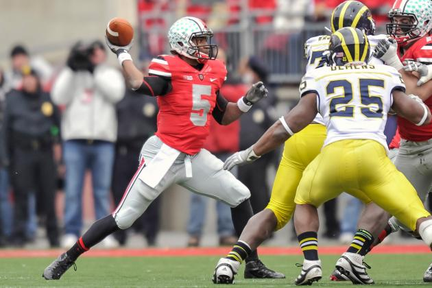 Ohio State Football: Braxton Miller's Passing Improvement Will Define '13 Season