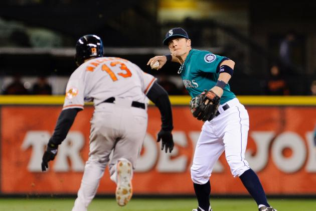 Mariners 6, Orioles 2