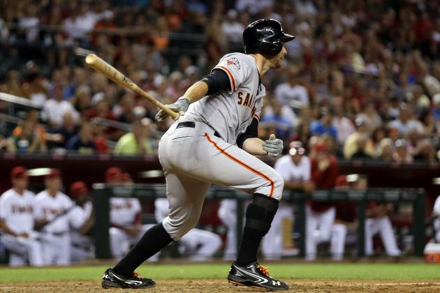 Giants 6, Diamondbacks 4