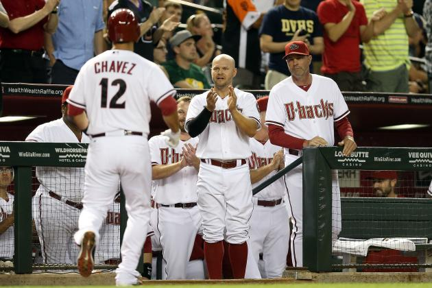 Arizona Diamondbacks Drop Series Opener to San Francisco Giants