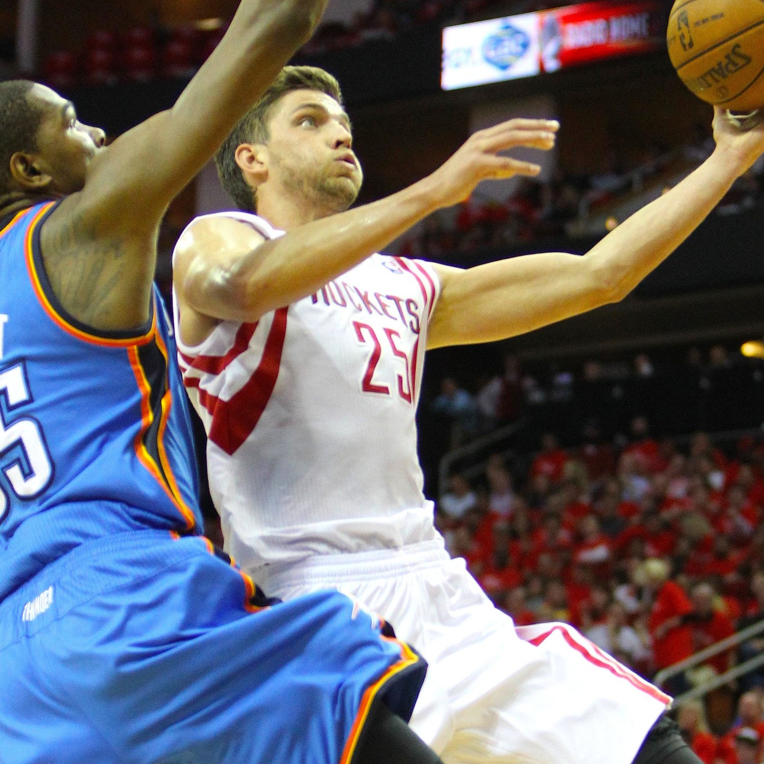 Houston Rockets Vs Okc: OKC Thunder Vs. Houston Rockets: Game 4 Score, Highlights