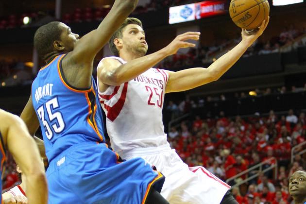 OKC Thunder vs. Houston Rockets: Game 4 Score, Highlights and Analysis
