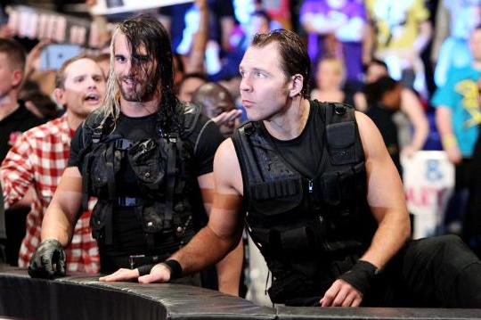 The Shield Winning the WWE Tag Team Titles Soon Is an Inevitability