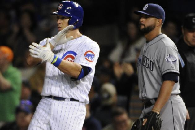 Ransom, Barney Lead Cubs Against Padres