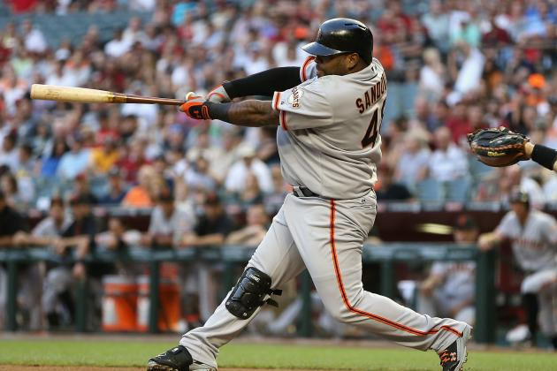 Sandoval Leaves Early with More Elbow Discomfort