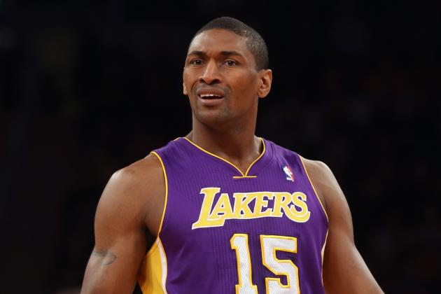 Tweet of the Night: Metta World Peace Fires Back at Charles Barkley