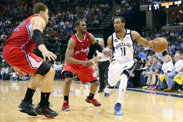 LA Clippers Must Get out of Their Own Way vs. Memphis Grizzlies