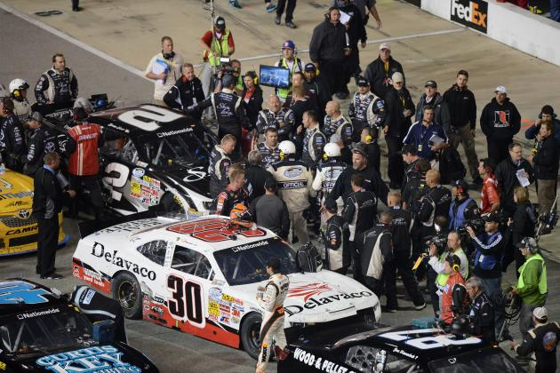 Isn't It About Time That NASCAR Cracks Down on Fighting in the Sport?