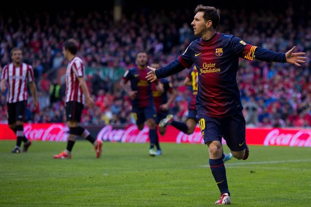 Is It Too Late for Barcelona to Unleash Lionel Messi Against Bayern?