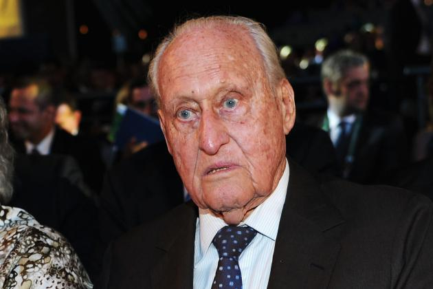 Joao Havelange Resigns as Honorary President of Fifa Amid Bribery Allegations