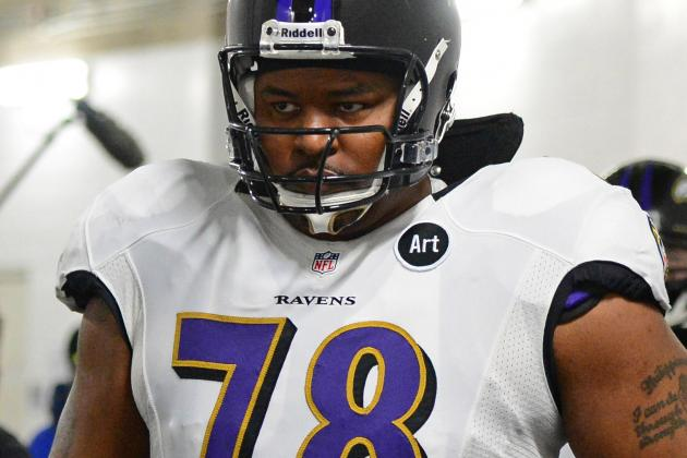 LT Bryant McKinnie to Visit Chargers