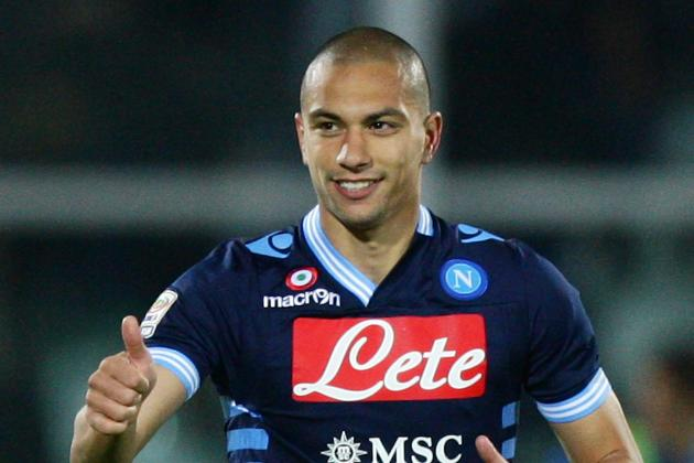 Wanted Inler Not Leaving Napoli