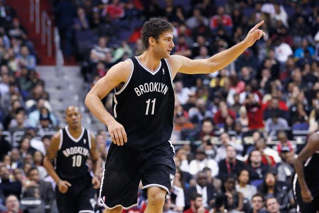Lopez Keeps Brooklyn Alive with Double-Double in Game 5 Win over Bulls
