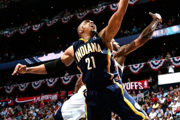 David West Must Play Better for Pacers to Pull out Series