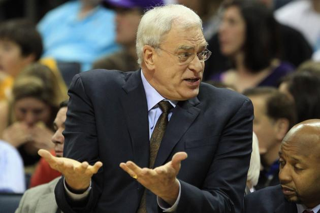 Toronto Raptors Reportedly Courting Phil Jackson Aggressively for Team President