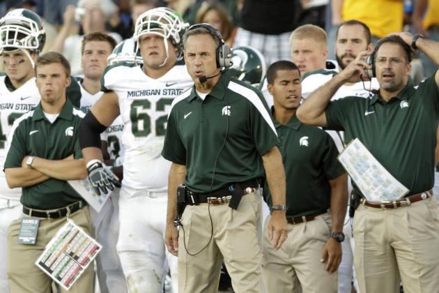 Michigan State Football May Tweak Future Schedule After Big Ten Changes