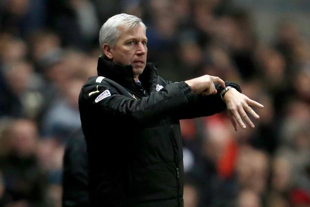 Alan Pardew Should Worry About Newcastle Swapping Him for a Frenchman