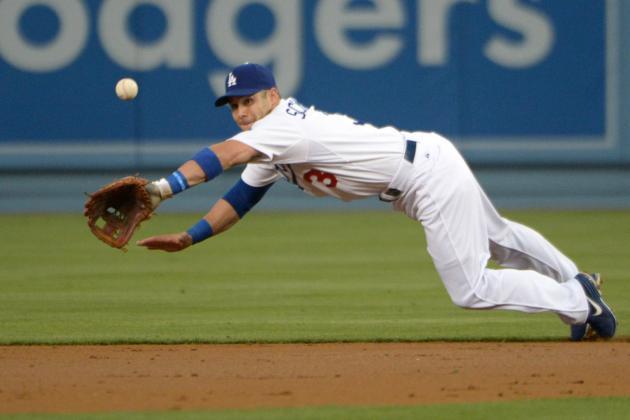 No Mark Ellis Means Dodgers Will Go the Planned Versatile Route