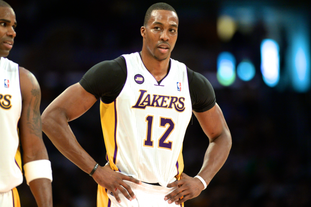 L.A. Lakers: Well, This Isn't Exactly What They Had in Mind