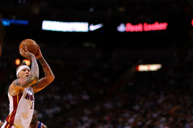 Miami Heat''s Reserves Take on Role as Closers
