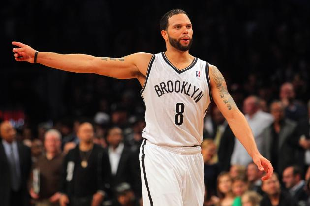 Deron Williams Laughs off 'Heartless, Gutless' Comments