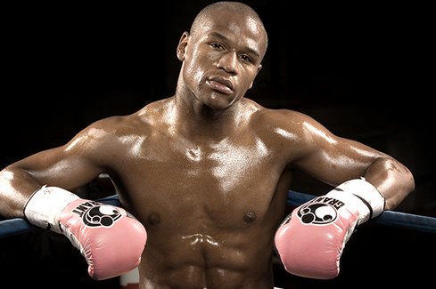 Mayweather Eyes U.K. Fight