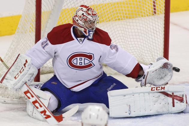 PRICE NAMED the CANADIENS 2012-13 MOLSON CUP PLAYER of the YEAR