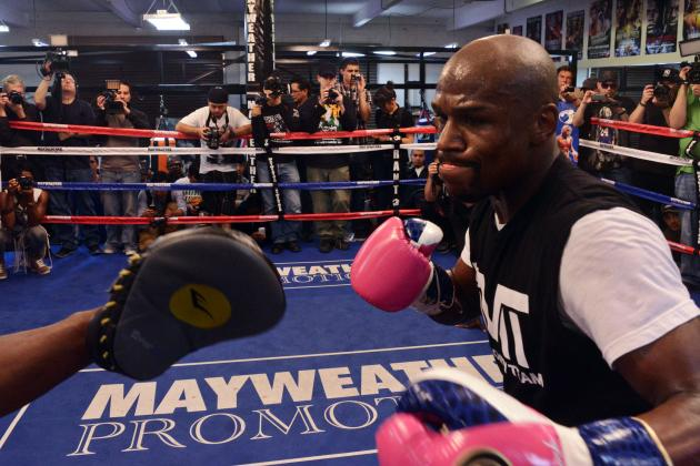 Floyd Mayweather's Aura Will Prove Too Much for Robert Guerrero to Overcome