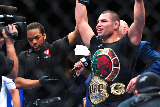 The 5 UFC Fights You Should Watch in May
