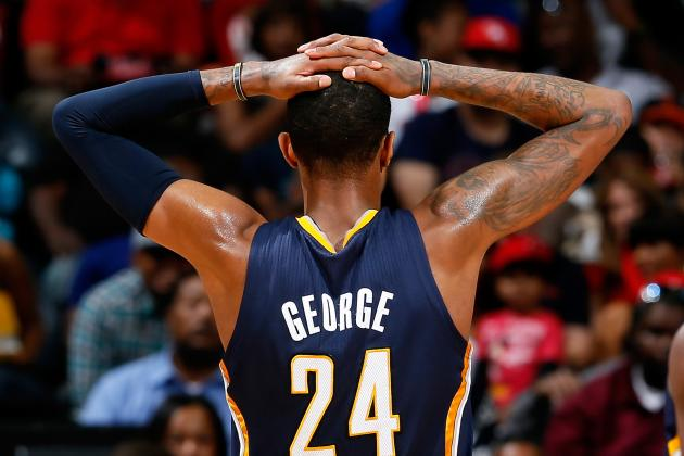 The Growth of Paul George