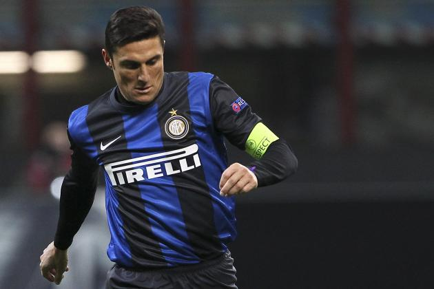 AC Milan Fined over Zanetti Chants