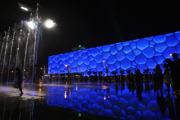 Vikings' New Stadium Might Resemble 'Water Cube' from Beijing Olympics