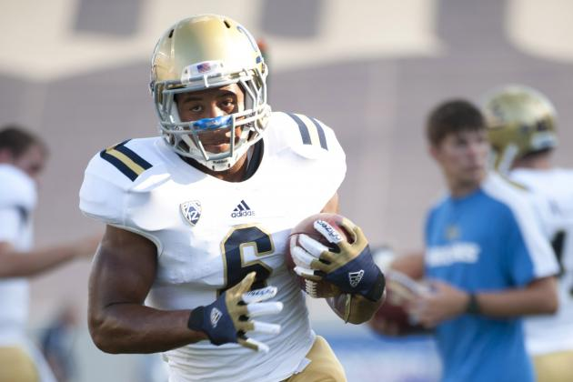 UCLA Football Team Has 1,700 Yards to Make Up