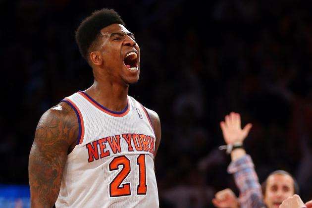 Knicks' Shumpert Thrives Year After ACL Surgery