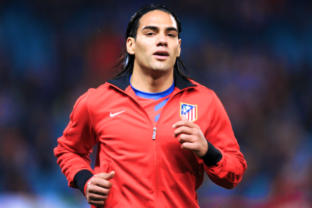 From Van Persie to Suarez to Falcao: The Anatomy of a Perfect Striker