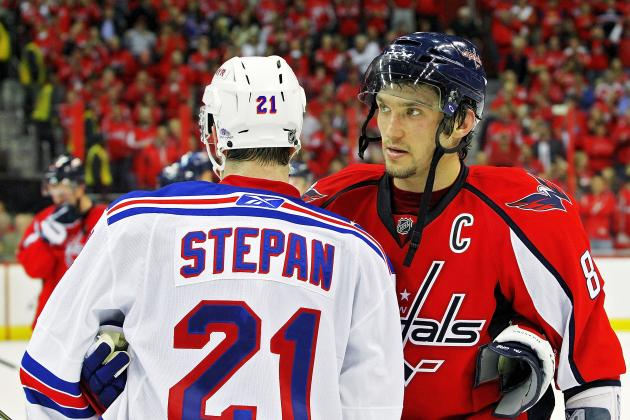 Kings-Blues or Rangers-Caps: Which NHL Playoff Rematch Is More Compelling?