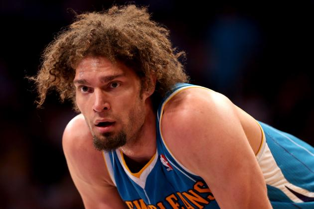 Robin Lopez Fulfilled Role as Starter in All 82 Games