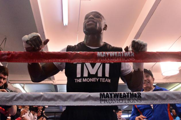 Mayweather vs. Guerrero: What Athletes Are Saying About 2013's Biggest Fight