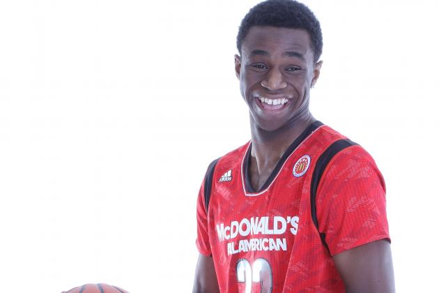 Roque: Kansas the Best Fit for Basketball Recruit Wiggins