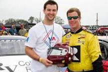 AJ McCarron to Drive Pace Car, Chipper Jones Is Grand Marshal for Aaron's 499