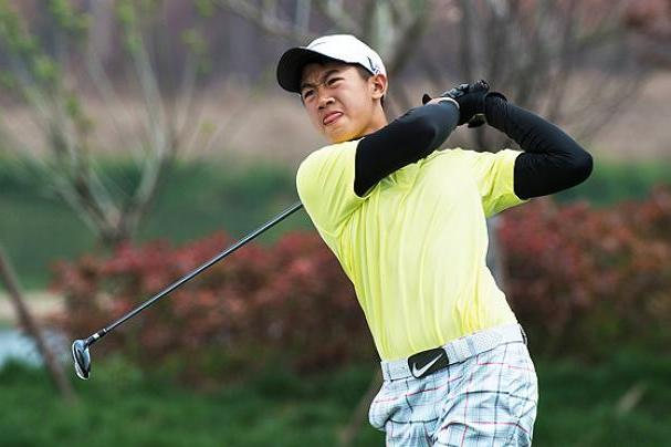 Chinese Golfer Is Youngest to Ever Compete on European Tour