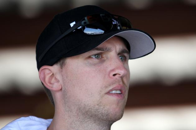 Hamlin OK'd for Talladega Start, Eyes Points