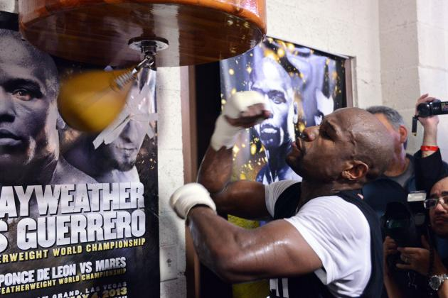Floyd Mayweather Looking to Fight in the UK for the First Time