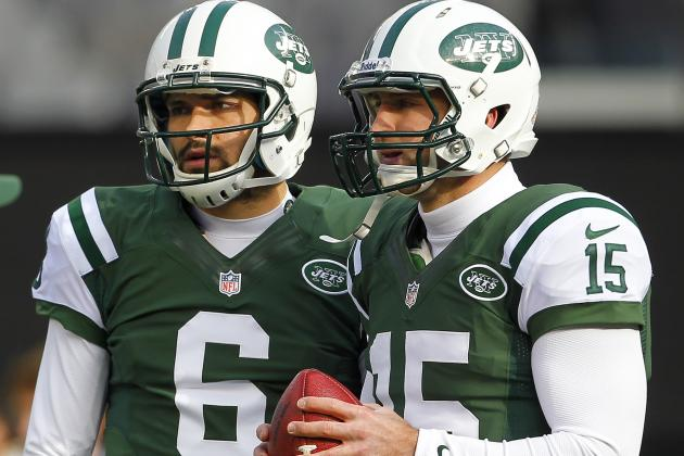 John Idzik Says Jets Will Have 'Open Competition' at Quarterback