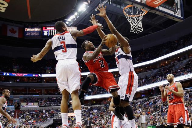 Washington Wizards' Team Defense a Sign of Bright Future