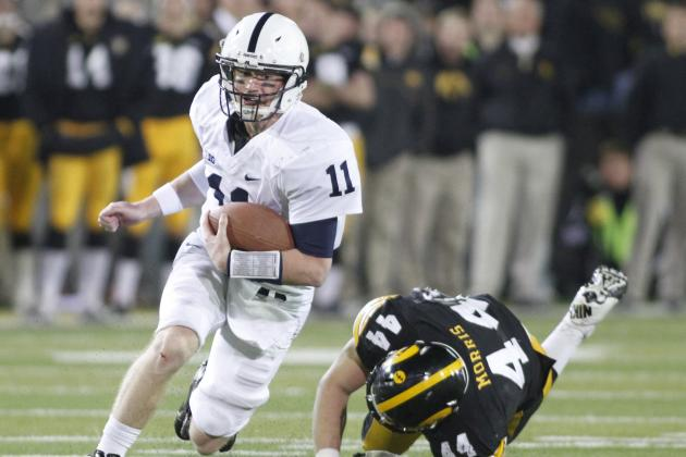 Penn State Football: Former Quarterback McGloin Heading...
